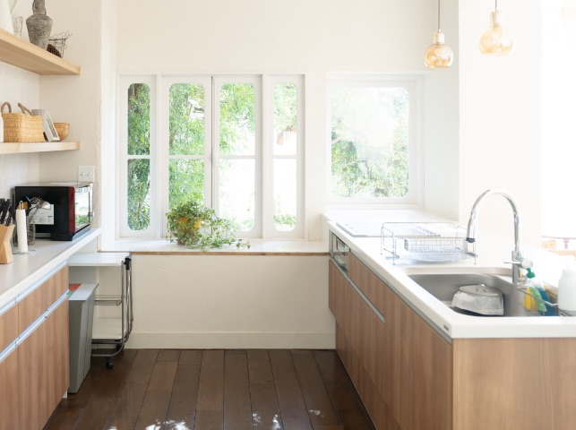 イメージ図:キッチンの写真